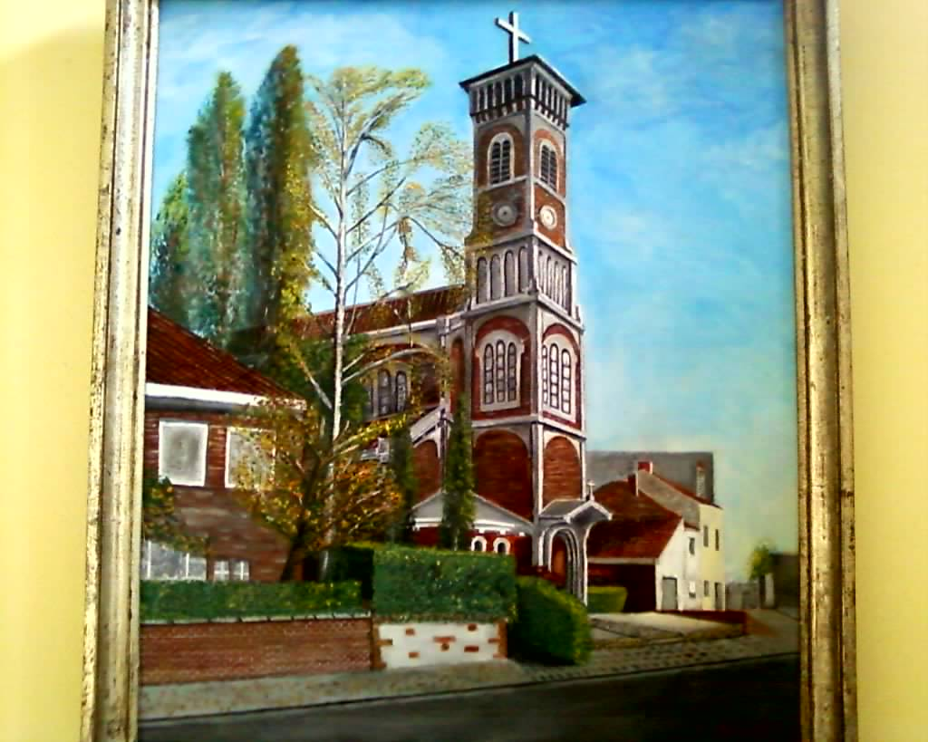 Peinture Église du Try-Charly_e1
