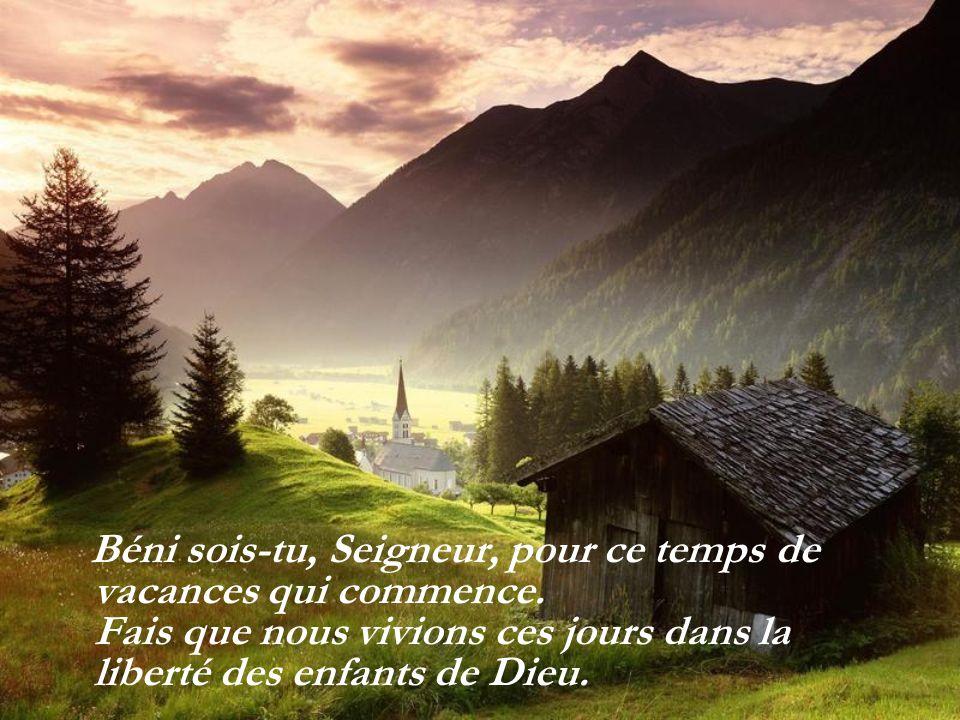 Béni+sois-tu,+Seigneur,+pour+ce+temps+de+vacances+qui+commence